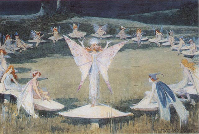 Going Round in Circles: The Faerie Dance