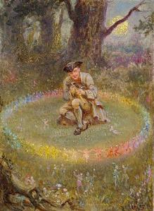 William_Holmes_Sullivan_-_The_Fairy_Ring;_the_Enchanted_Piper