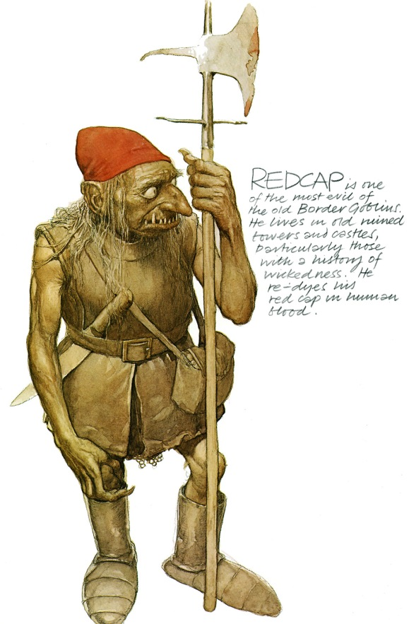 alan lee_faeries_redcap