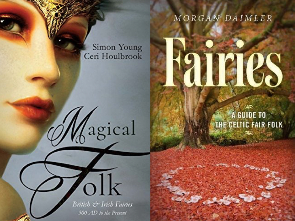 Two New Faerie Books – Two Reviews