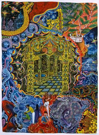 Pagoda-Dorada