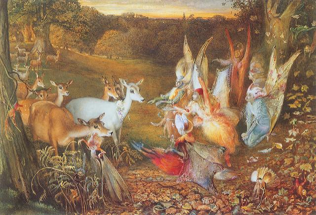 Espíritus de la Naturaleza, Animales Y Fauna Feérica by ÓscarRobles