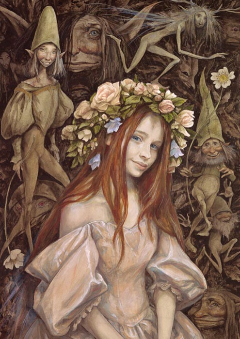 Faery Princess by Brian Froud-2