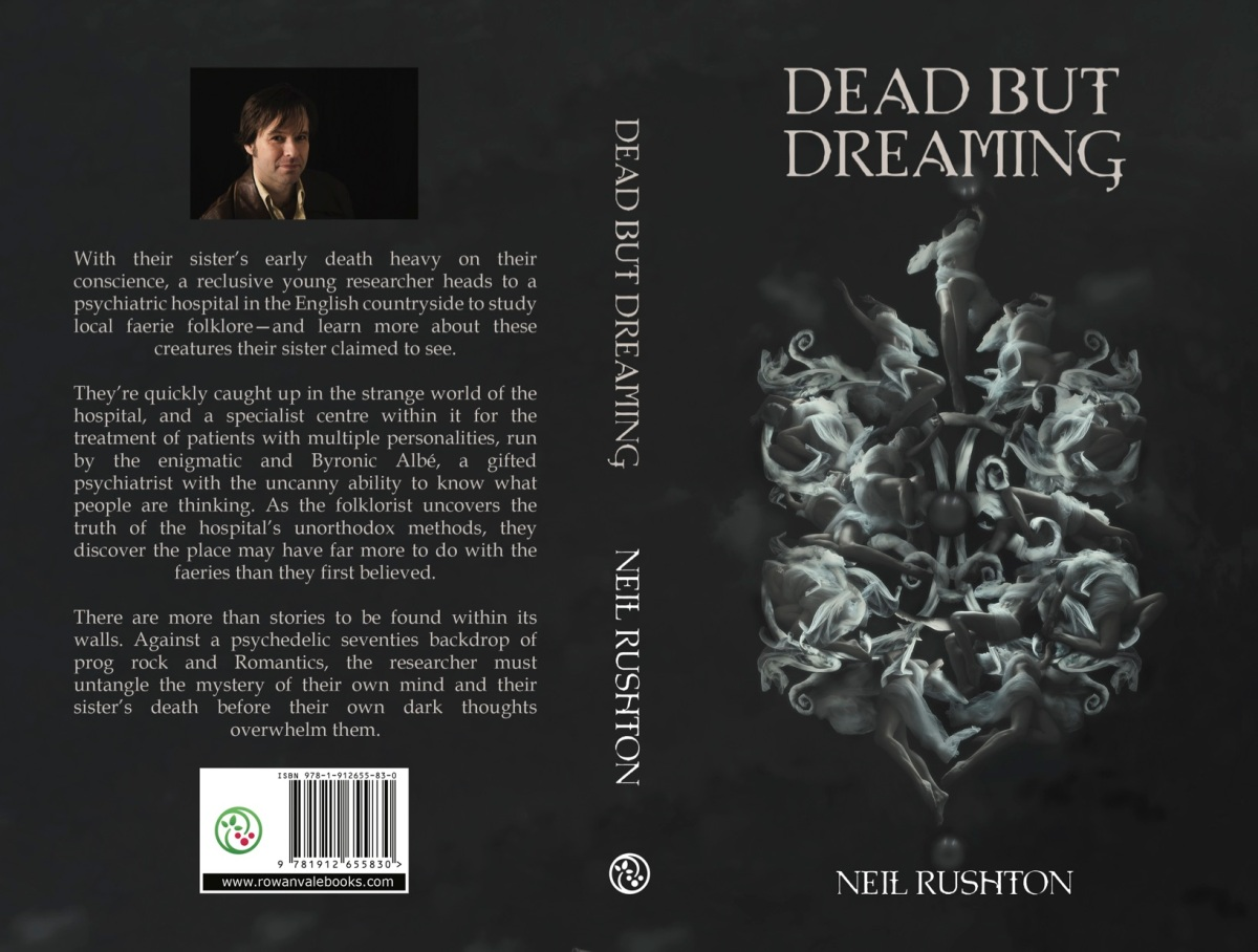 Dead but Dreaming – the Novel