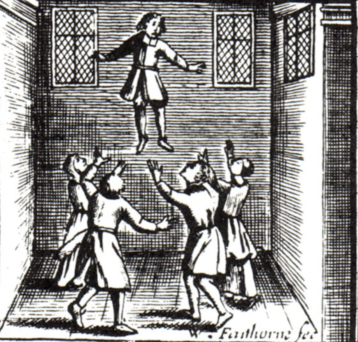 A Levitating Butler and the Faeries – Testimony from 17th-CenturyIreland